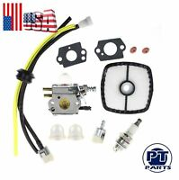 Carburetor For Echo HC1500 Hedge Trimmer Zama C1U-K51 Fuel Line Kit 12520005962