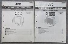 Service Manual JVC av-25 (28) s1und av25 (28) s4