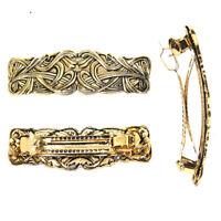 Antique Viking Knot Crown Hair Clip Hairpin Barrette Bobby Pin Hair Accessor`