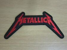 Metallica embroidered Iron on Patch High Quality Shirt Bag Cap Towel