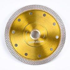 5-Inch Diamond Saw Blade Ceramic Porcelain Tile Granite Cutting Super Thin 125mm
