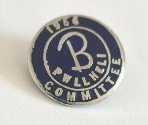 Butlins-Pwllheli-1966-Enamel Committee-Badge