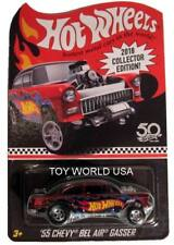 2018 Hot Wheels Collector Edition '55 Chevy Bel Air Gasser KMART mail-away