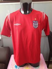 MAGLIA SHIRT TRIKOT UMBRO INGHILTERRA ENGLAND 2004-06 tg M EXCELLENT CONDITION !