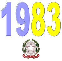 ITALIA Repubblica 1983 Singolo Annata Completa integri MNH ** Tutte le emissioni