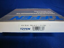 TIFFEN  4x4  FILTER    BLACK PRO MIST   # 2