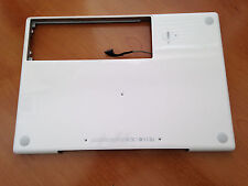"13"" Apple MacBook A1181, Polycarbonate White Bottom Case 818-0468  Used, 2 pcs"