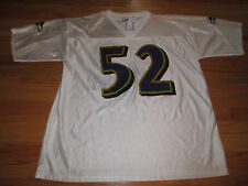 NFL PLayers RAY LEWIS No. 52 BALTIMORE RAVENS (XL) Jersey