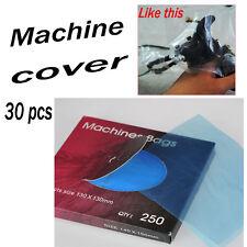 30 X Tattoo Gun MACHINE COVERS BAGS Clean Sterile 30pcsWS076-1
