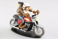 "MOTO 1/18 suzuki T500 JOE BAR TEAM "" Nestor Lapoinier "" RESINE"