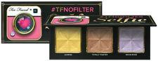 Too Faced Selfie Eye Shadow Palette-Light Filtering Photo-Enhancing Powders-BNIB