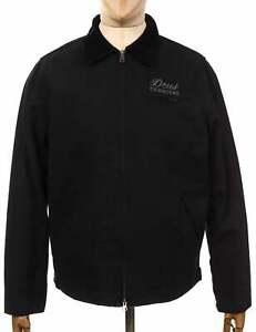Deus Ex Machina Address Workwear Jacket - Black