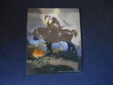 Frank Frazetta - Death Dealer Sticker - Molly Hatchet