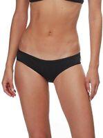 Lspace 253150 Women's Black Rachel Bikini Bottoms Swimwear Size Small