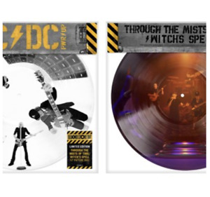 """AC/DC - Through The Mists Of Time /Witch's Spell 12"""" Picture Disc Vinyl RSD2021"""