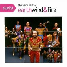 NEW Playlist: The Very Best Of Earth, Wind & Fire (Audio CD)