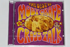 MOBY GRAPE -Crosstalk: The Best Of Moby Grape- CD NEU, OVP