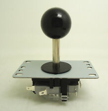 8 way type NO microswitch arcade game joystick with BLACK for game machine