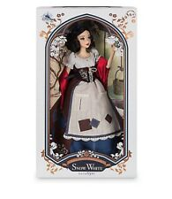 "Disney Store 2017 SNOW WHITE 17"" Limited Edition Doll 6500 - NEW"