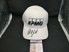 New listing Phil Mickelson Hand Signed NEW KPMG Hat JSA #P67395 PGA Golf Autograph Signature