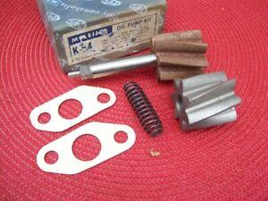 NORS Melling 1954 - 1963 GMC Pontiac OIL PUMP REPAIR KIT K-54 helical gears