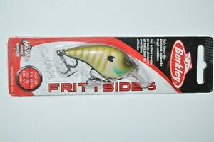 "berkley david frittside 5 bass crankbait mf bluegill 2.25"" 1/3oz silent"