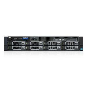 Dell PowerEdge R730 2x E5-2690 V3 2.60Ghz 12Cores 256GB RAM H730p 2GB 8x 4TB HDD