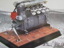 """GMP Offenhauser """" offy """" race car engine 255 cu.1:6 scale original box & display"""