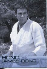 James Bond Mission Logs Bond James Bond Chase Card BJB5