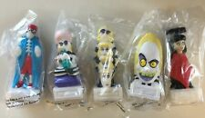 Beetlejuice Burger King Set of 5 Figures 1989 - Sealed in Baggies - Unused