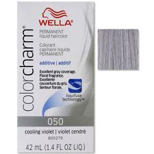 #050 Additives Cooling Violet Wella Hair color Liquid 1.4oz