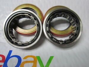46 47 48 49 50 51 52 53 54 CHEVY  CHEVROLET  REAR AXLE WHEEL BEARING + SEAL PAIR