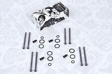 4x Kit de Juntas + Tornillos Unidad Inyector Bomba Audi VW Skoda Seat 2,0 Tdi