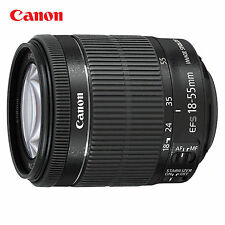 Canon EF-S 18-55mm F3.5-5.6 IS STM Lens < Non-Retail Packaging >