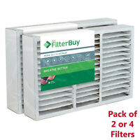 MERV 13, AFB Platinum FC35A1068 Compatible Pleated AC Furnace Air Filters FilterBuy 20x30x5 Grille Honeywell FC40R1029 1 Pack.