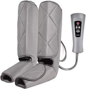 Renpho Leg Massager for Circulation and Relaxation, Foot and Calf Massager Machi