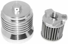 PC Racing - PCS1 - FLO Spin On Stainless Steel Oil Filter~