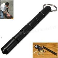 Portable Aluminum Alloy Pen-shaped Cool Stick Self-defense FlatHead GBNG