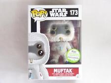 FUNKO POP VINYL | STAR WARS | ECCC 2017 SPRING CONVENTION | MUFTAK 173