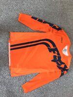 FOX RACING 180 MOTOCROSS MX KIT PANTS JERSEY - COTA ORANGE