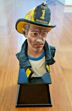 RED HATS OF COURAGE – FIREFIGHTER FIGURINE – FM88343 – #1 OF 0138