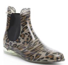 NEW Catherine Catherine Malandrino Briellie Bow Chelsea Rain Boot ~ Size 9