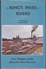 The King's Pines of Idaho: Browns of McCall Idaho, Grace Jordan SIGNED *VG/VG*