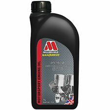 Millers Oils 1 Litre Of CFS 10W50 Fully Synthetic Engine Oil - Race / Rally
