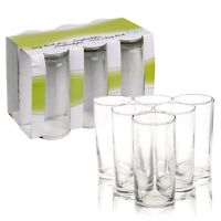 12pcs Martin cocktail Tumblers Drinking Glasses Gift Boxed Set Wedding Xmas