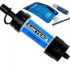 Genuine SAWYER Mini Filtre À Eau Kit-filtration survie Purification Straw