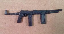 Freefall  v1~ Dark Gray Rifle Gun Gi Joe Parts~ Vintage 1990  Hasbro~