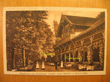1921 alte AK Gasthaus zur Carlsaue Cassel Kassel