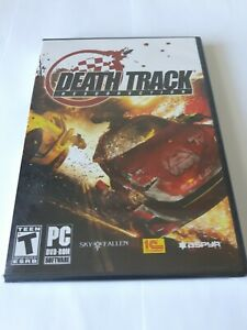 Brand New Death Track Resurrection PC DVD Video Game 2009