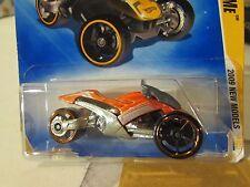 Hot Wheels Tri & Stop Me 2009 New Models Orange